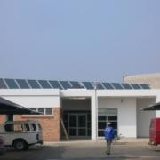 Unilever staff change rooms, Pietermaritzburg